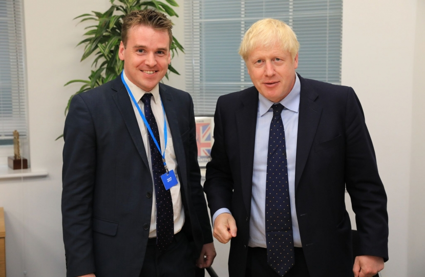 TOM AND BORIS